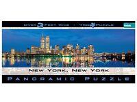 Brand New - New York Panoramic Jigsaw Puzzle