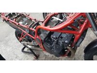 VARIOUS SUZUKI BANDIT 600 AND 1200 PARTS FOR SALE