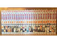 Bleach Manga Vol. 1-62