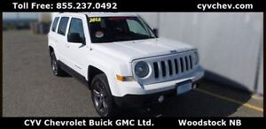 2015 Jeep Patriot High Altitude - 4x4 Leather & Sunroof