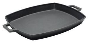USED  Bayou Classic 7471, 12 x 14-in Cast Iron Shallow Baking Pan