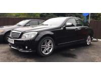 Mercedes C220 2.1 CDI Sport Diesel Automatic