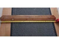 ⚡⚡Wooden Flooring Threshold: 705mm x 175mm⚡⚡