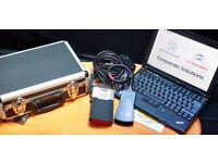 Car Diagnostic Laptop LEXIA 3 for Citroen Peugeot