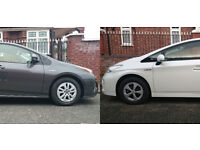 TOYOTA PRIUS PCO UBER READY from £200 including comprehensive insurance.