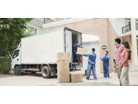 24/7☎ MAN AND VAN REMOVAL MOVING DELIVERY SERVICE HIRE WITH A LUTON Van FURNITURE MOVERS