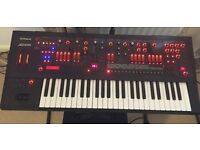 Roland JD-XA Synth PLUS Roland KC-110 Stereo Keyboard Amp PLUS Keyboard Stand