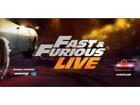 Sheffield fast furious show event