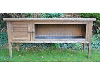 Large Hutch for Guinea Pigs or Dwarf Rabbits