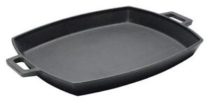 NEW Bayou Classic 7471, 12 x 14-in Cast Iron Shallow Baking Pan