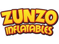 Bouncy Castle Inflatable Hire North East - Prices from just £40 with Free local delivery