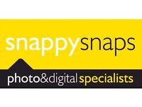 Full Time Skilled Designer Required for Snappy Snaps Twickenham