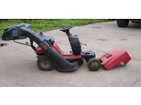 Ride on lawnmower, spares or repair, can deliver, £100 or nearest offer