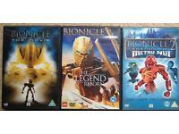 Bionicle 3 x DVD Bundle [DVD]