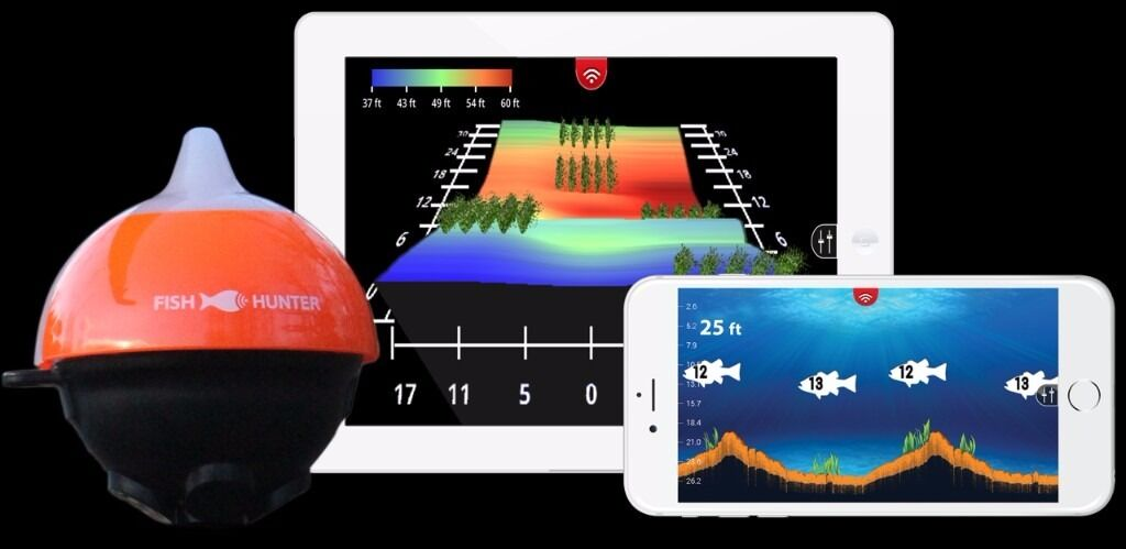 3d fish finder (fish hunter directional) best on market | in, Fish Finder