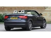 Audi A3 convertible DIESEL