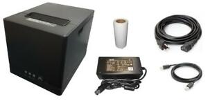 Thermal receipt and label printer on sale!! The lowest price is $139!