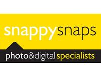 Snappy Snaps Sales Assistant / Store Manager