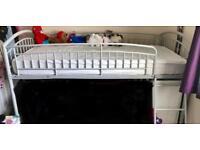 FREE Grey Midsleeper Bed Frame