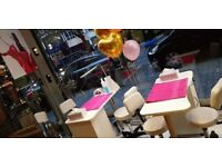 NAIL BAR NAIL TABLE TO RENT Knightsbridge