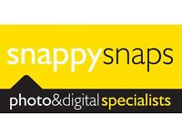Photographic Sales Assistant at Snappysnaps Chiswick