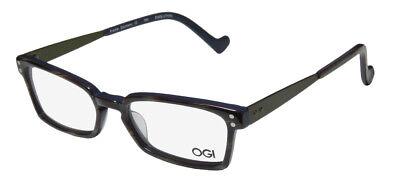 NEW OGI 3063 FASHIONABLE COMFORTABLE HIP EYEGLASS FRAME/GLASSES/EYEWEAR IN (Stylish Specs Frames)