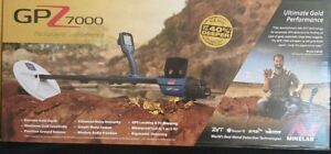 Mine lab GPZ 7000 Brand New Never Used have proof of purchase $10995