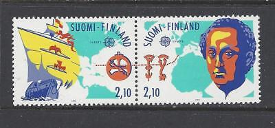 FINLAND - 885a - MNH - 1992 - 500TH ANN OF DISCOVERY OF AMERICA