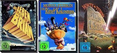 3 DVDs * MONTY PYTHON KLASSIKER COLLECTION SET - John Cleese # NEU OVP +<