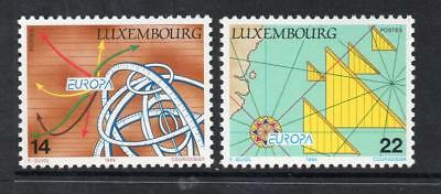 LUXEMBOURG MNH 1994 SG1373-1374 EUROPA