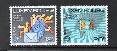 LUXEMBOURG MNH 1988 SG1229-1230 EUROPA