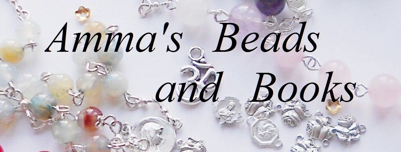 Amma's Beads and Books