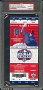 2012 World Series Tickets