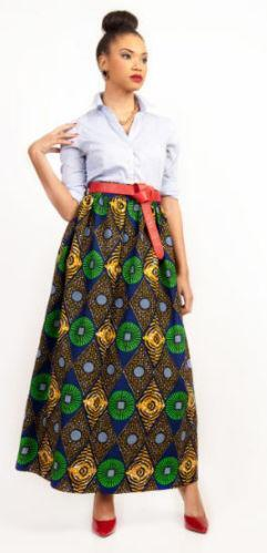 African Skirt EBay Classy African Skirts Patterns