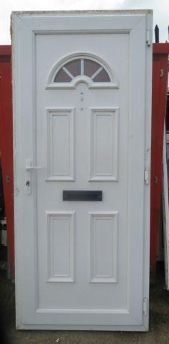 Composite Front Door Ebay