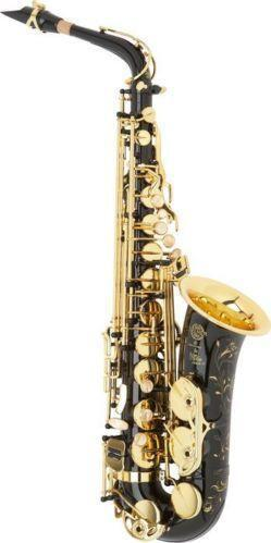 how to set up an alto saxophone