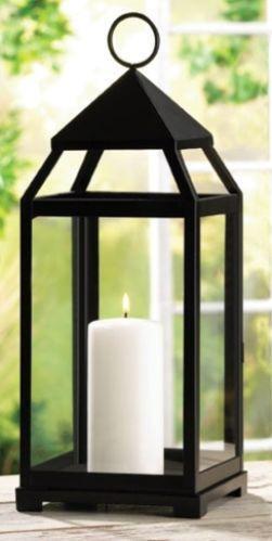 Large Metal Lanterns Ebay