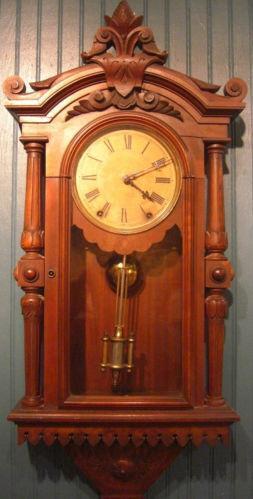 Kroeber Clock Ebay
