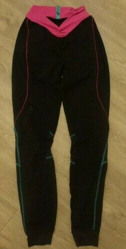 Damen-Skiunterhose, wed'ze, Serie x-warm, schwarz bunt, Größe XS in Baden-Württemberg - Waiblingen