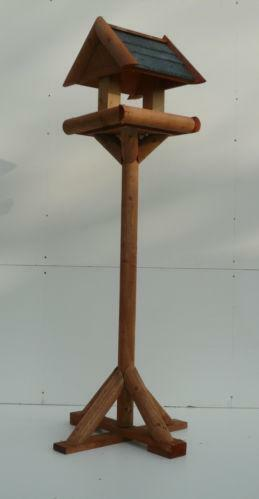 Slate Roof Bird Table Ebay