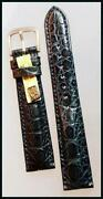 Krokodilleder Armband