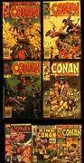 Conan The Barbarian Lot