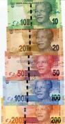South Africa Banknotes