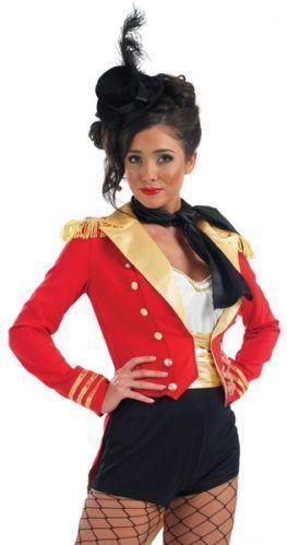 Circus Ringmaster Fancy Dress Ebay