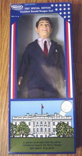 ronald reagan doll ebay