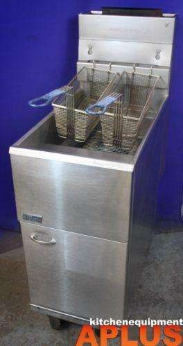 Pitco Frialator: Fryers | eBay