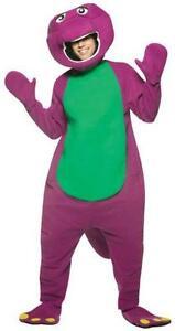 barney dinosaur costume
