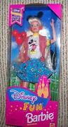 Disney Fun Barbie