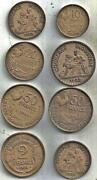 French Franc Coins