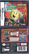 Spongebob DS Game